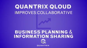 Quantrix Qloud Improves Collaborative Business Planning and Information Sharing