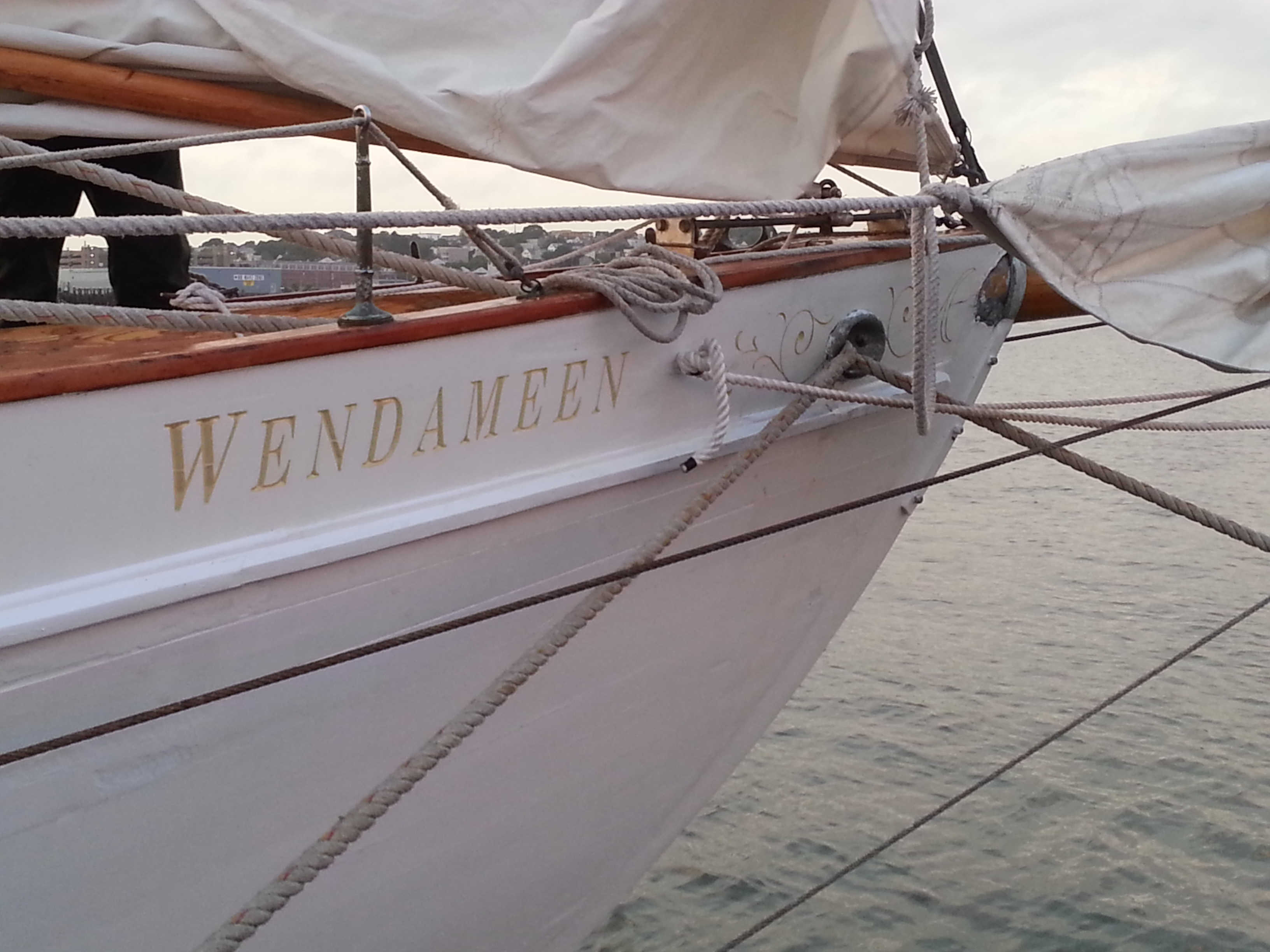 Quantrix Seminar by the Sea Schooner
