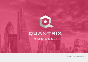 Brochure: Quantrix Modeler