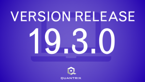 Version 19.3.0 Product Release