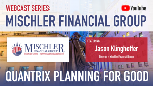 Webinar: Planning for Good – Mischler Financial Group