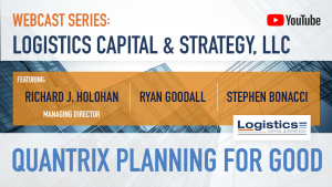 Webinar: Planning for Good – Logistics Capital & Strategy, LLC.